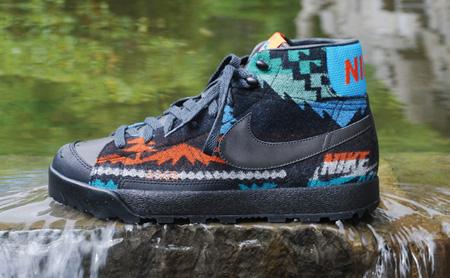 Nike ACG x PENDLETON