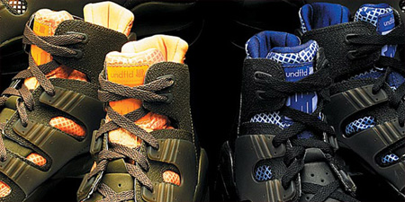 Adidas EQT x Undefeated