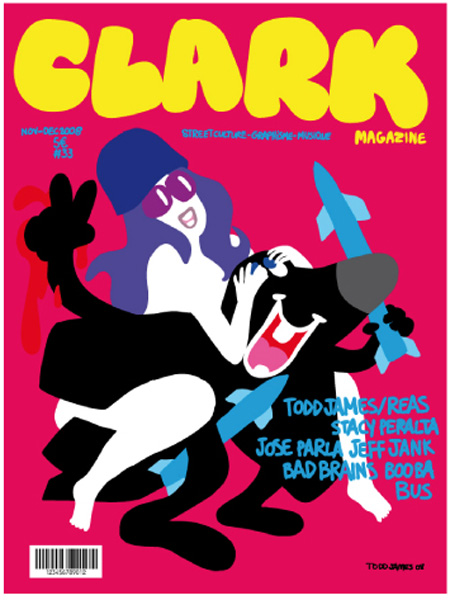 Clark Magazine REAS