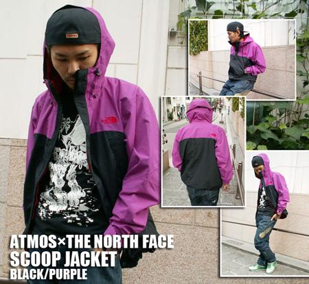North Face x Atmos