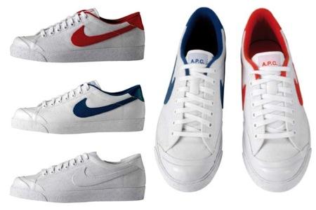 Nike x A.P.C.