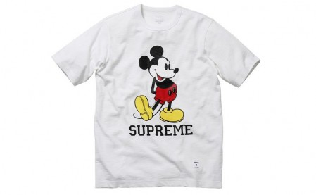 Supreme Et Mickey Sneakers Fr