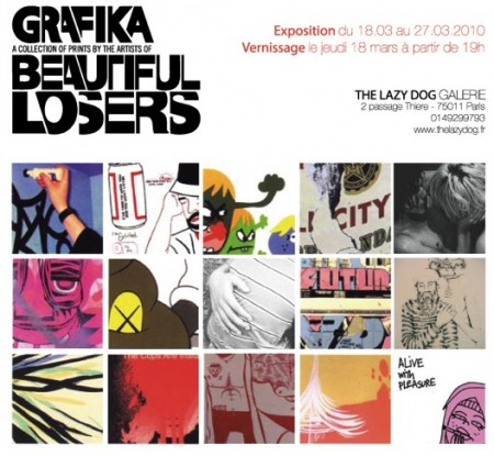 graphika - beautiful losers