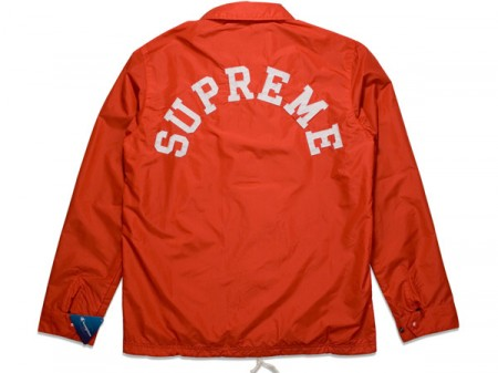 Supreme Champion Coach Jacket2