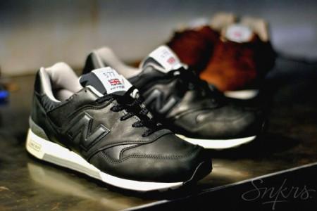 New Balance 577 Noir