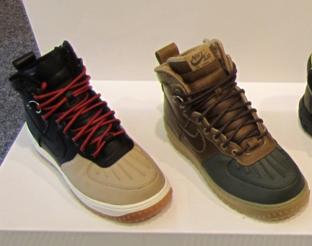 moins cher 98c29 c1955 Nike Air Force 1 Duck Boot - automne/hiver 2011 - Sneakers.fr