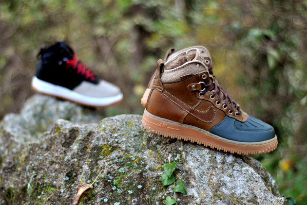 meilleure sélection f6a8c e834d Nike Air Force 1 Duckboot - Hiver 2011 - Sneakers.fr