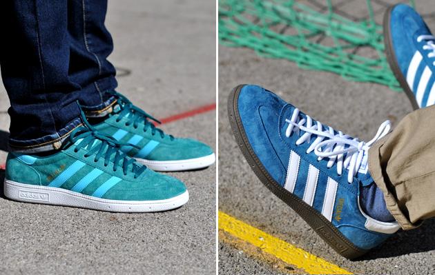 adidas spezial bleu