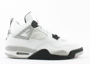 Jordan 4 OG Black Cement (1989) 4363