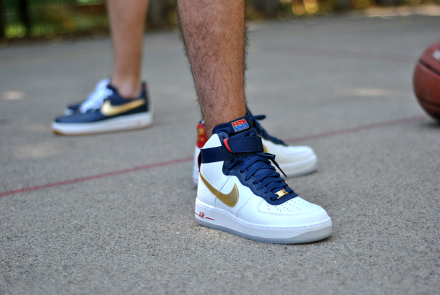 Nike Air Force 1 Low Olympics Team USA | WAVE®
