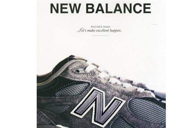 livre new balance