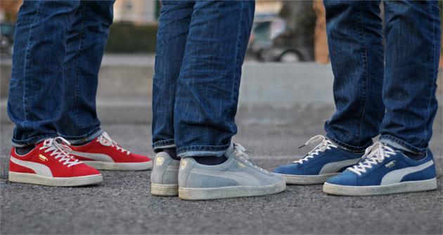 meilleure sélection 750c4 9e022 Puma Suede - Vintage Pack - Sneakers.fr