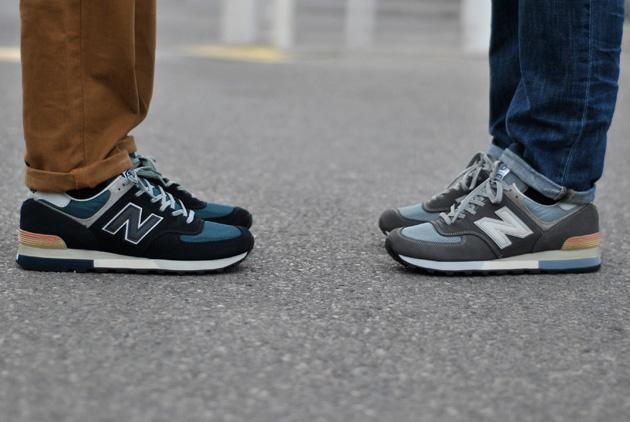 new balance 576 suede noir
