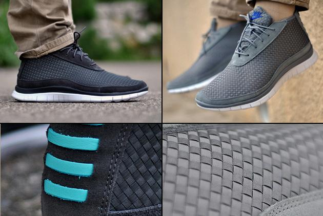 Nike Free Chukka Woven - été 2013 - Sneakers   Street Culture depuis ... 695bd6ddb