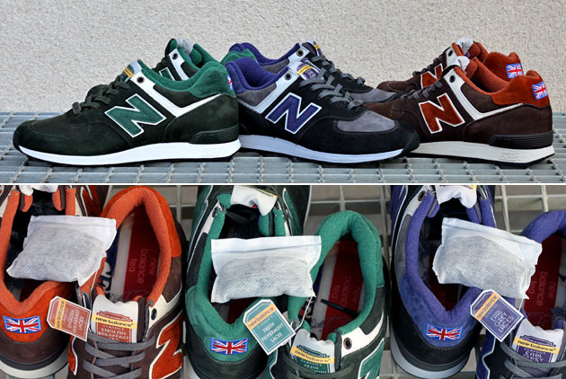 hot sale online f7efc b1a7a New Balance 576 - Tea Pack - Sneakers.fr