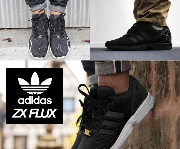 nouvelle arrivee 3420b b0085 adidas ZX FLUX