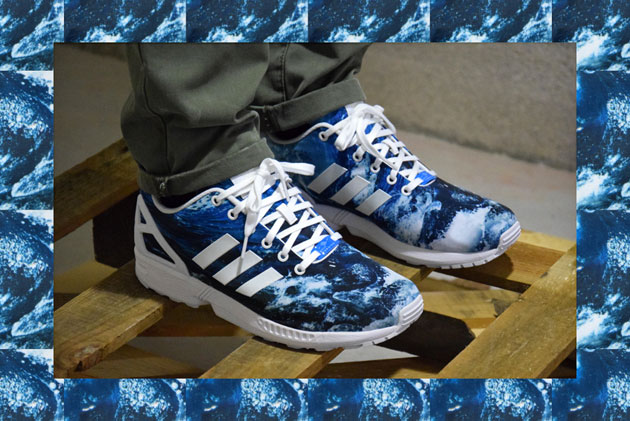 Adidas Zx Flux Waves Buy
