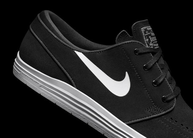 Nike SB Stefan Janoski avec semelle Lunar - Sneakers.fr