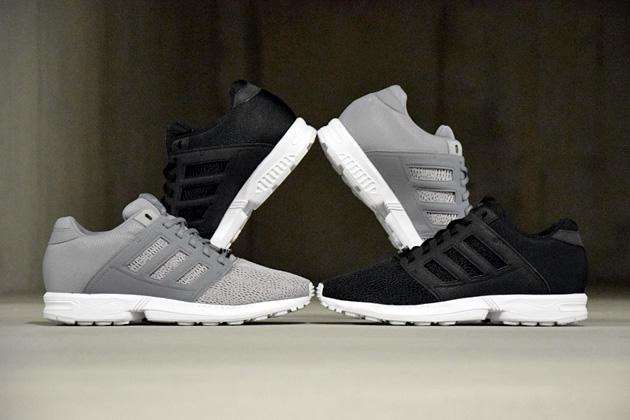 meilleure sélection 3fab2 0d102 adidas ZX Flux 2.0 - Noir & Gris - Sneakers.fr