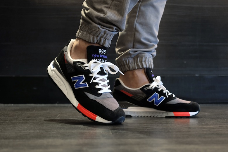 hommes new balance 998
