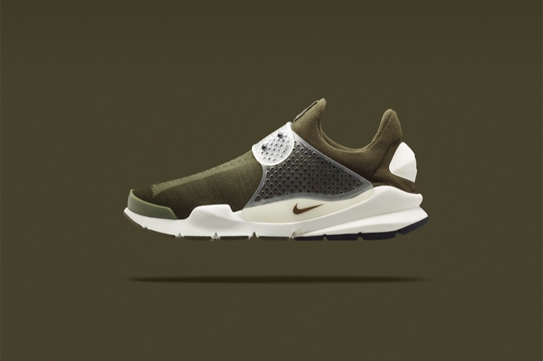 nike sock dart fragment design