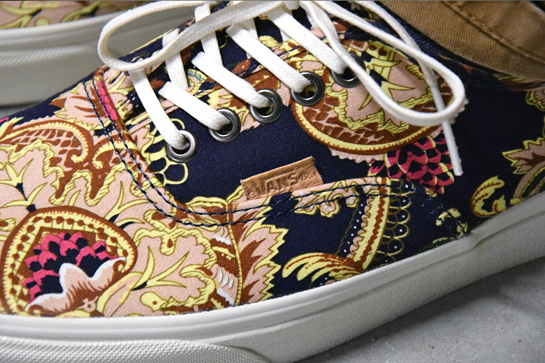 authentic royal paisley