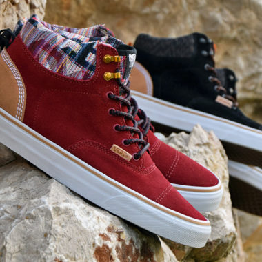 vans era hi california