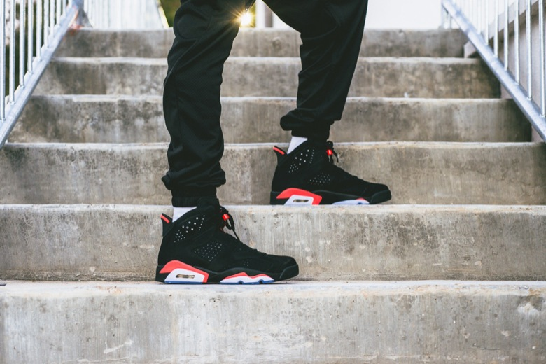 air jordan black infrared