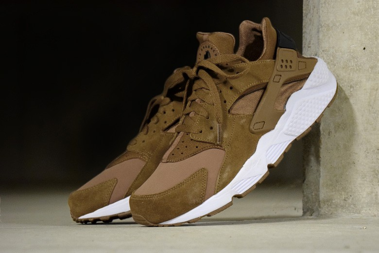 Nike Air Huarache Marron
