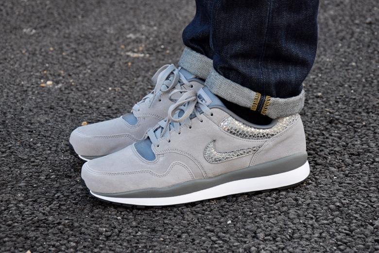 Wolf « Air Grey Safari » Nike Sneakers OxPqpwxg