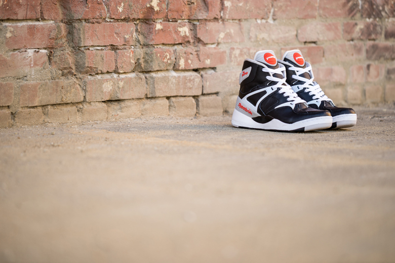 reebok the pump black
