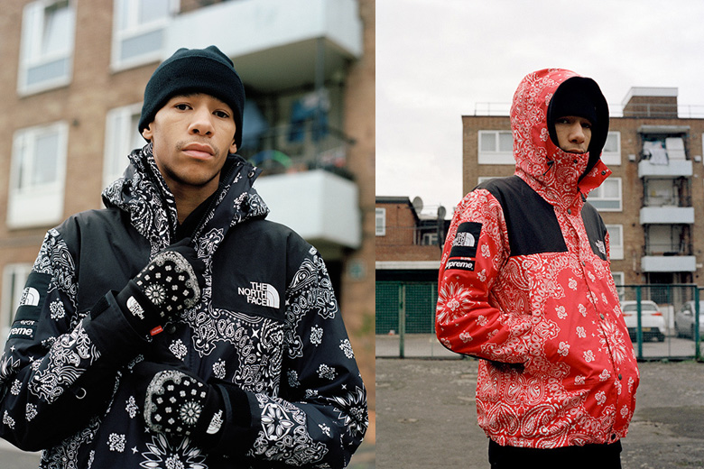 Supreme X The North Face Hiver 2014 Sneakers