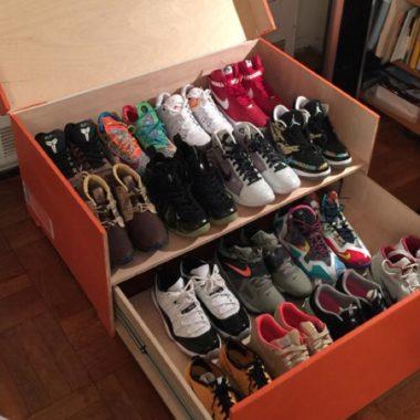 rangement sneakers - Sneakers.fr