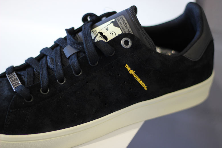 adidas stan smith vulc the hundreds