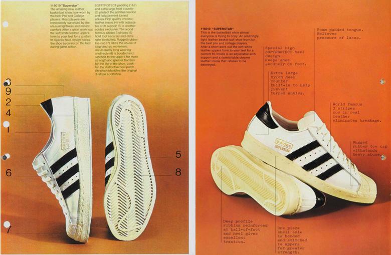 superstar adidas histoire
