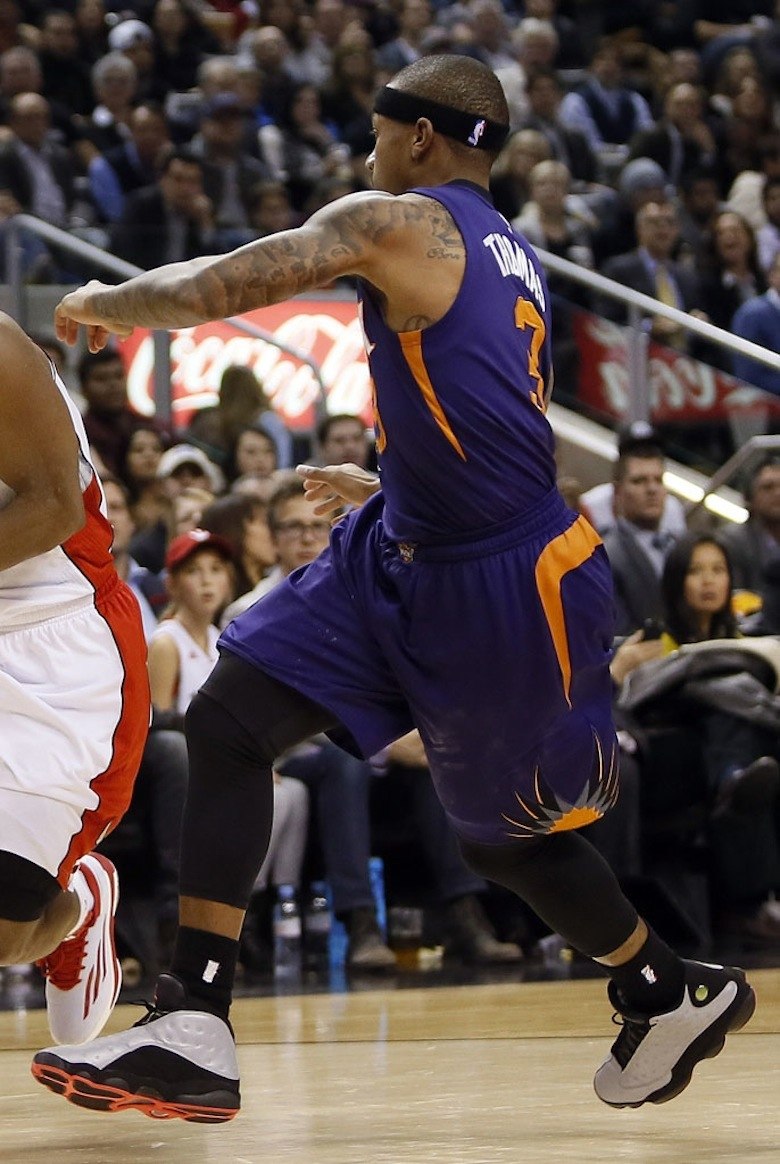 NBA: Phoenix Suns at Toronto Raptors