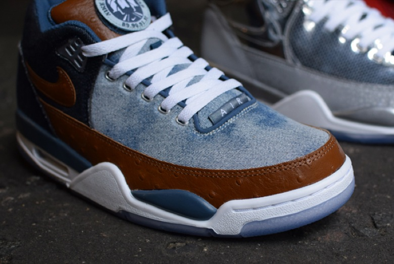 nike flight squad denim
