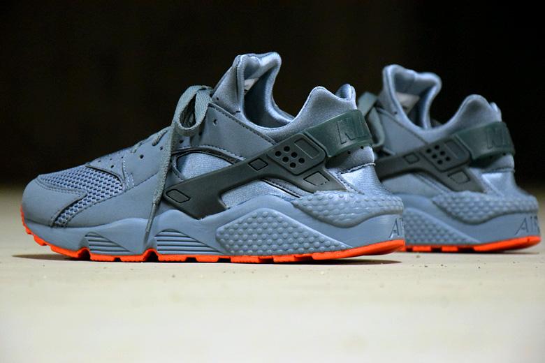 Nike Air Huarache Blue Graphite