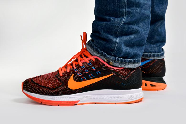Nike Air Zoom Pegasus All Out Flyknit (3.5y 7y) Big Kids' Running