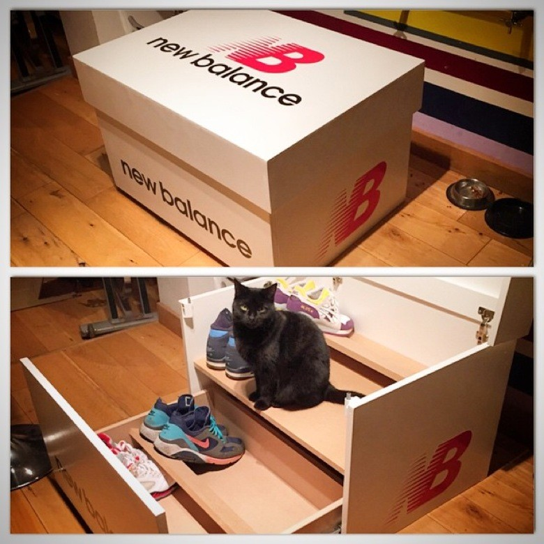 super populaire 4a07f 85674 boite louboutin rangement chaussure