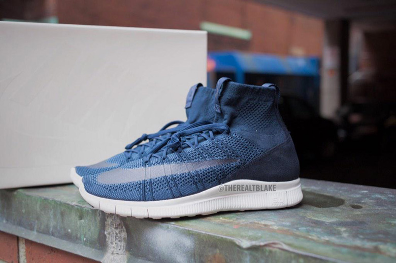 Une nouvelle Nike Free Mercurial Superfly HTM ? Baskets