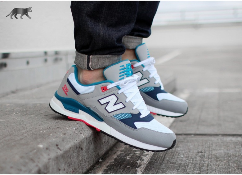 moins cher 8c23c 6ac88 new balance 530 gbp micro chip