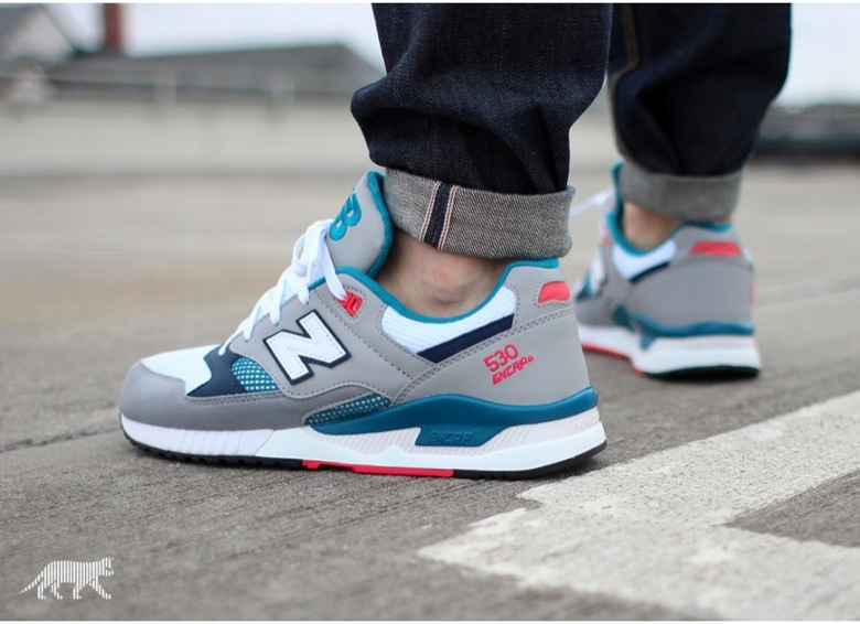 new balance 530 homme blanche