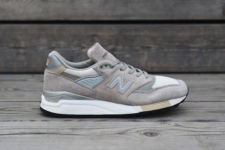 New Balance 998 - Made in USA - printemps/été 2015 - Sneakers.fr