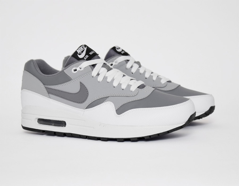 Nike Air Max 1 Leather Cool Grey
