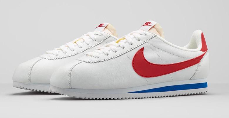 Nike réédite la Cortez « Forrest Gump »