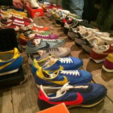 nike vintage sneakers