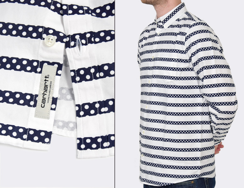 carhartt-chemise-polka-stripe