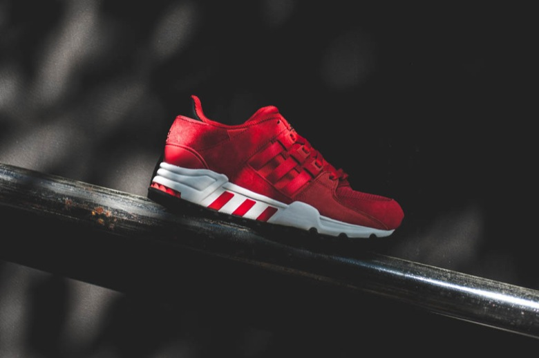 adidas equipment support scarlet red