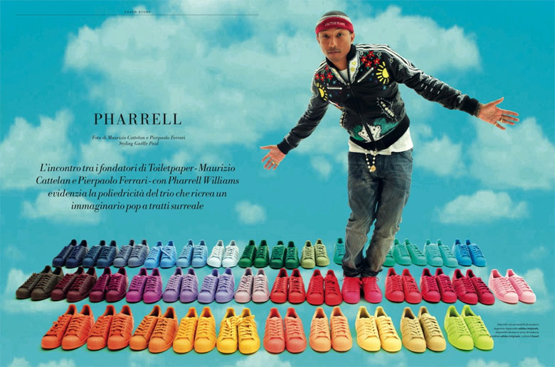 adidas pharrell supercolor